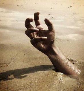 Fakta Unik Tentang Pasir Hisap (Quick Sand)